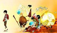 """Japon Mitolojisindeki Doğaüstü Canavarlar: """"Yokailer"""""""