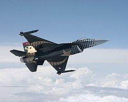 Suriye'den F-16'lara Radar Tacizi