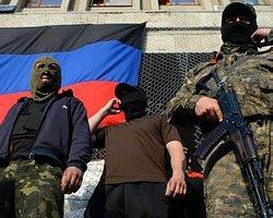 Rusya Yanlısı Eylemciler Sloviansk'ta 'Geri Çekiliyor'
