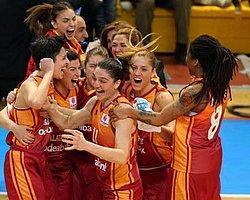 Olaylı Maçta Galatasaray Şampiyon Oldu