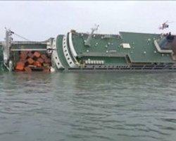 G.Kore: Batık Gemide Arama Yapan Dalgıç Öldü