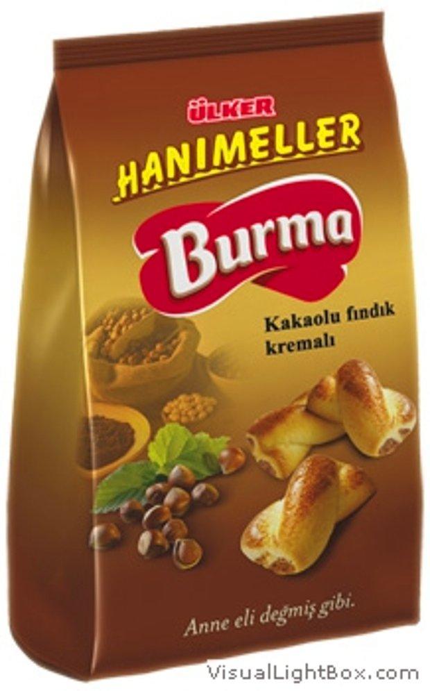 Hanımeller Burma