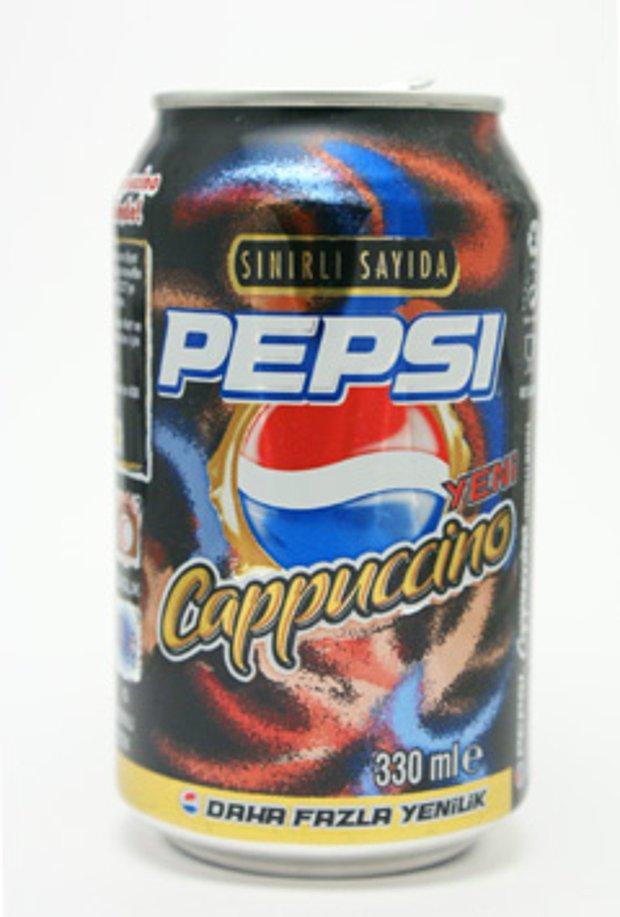Pepsi Cappuccino