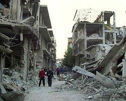 Suriyeli Muhalifler Humus'tan Tahliye Ediliyor