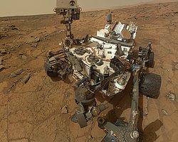 Curiosity Üçüncü Sondajını Gerçekleştirdi