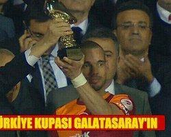 Finalde Maçın Oyuncusu Sneijder Oldu