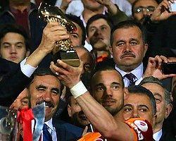 """Sneijder: """"Golü Kimin Attığı Önemli Değil"""""""