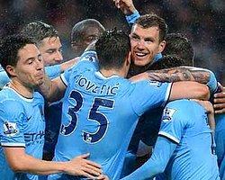 Manchester City Şampiyon Gibi