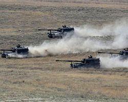 TSK'dan Suriye'ye 5 Dakika Top Atışı