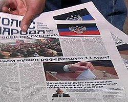Rusya Yanlıları Bağımsızlık Referandumundan Vazgeçmedi