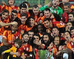 Galatasaray Kupa Zaferi UEFA'nın Manşetinde