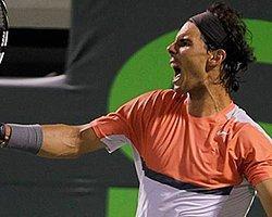 ATP Masters 1000'de Nadal Çeyrek Finalde