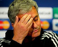 Mourinho Cezaya Doymuyor