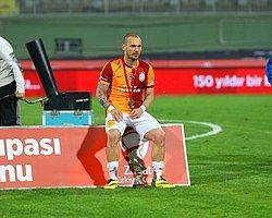 """Sneijder: """"Küstüm Sevinmiyorum"""""""