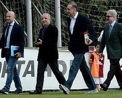 Galatasaray Tam Takım Trabzon'a!