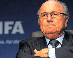 Blatter Devam Ediyor