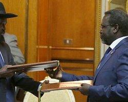 Güney Sudan'da Barış Anlaşması