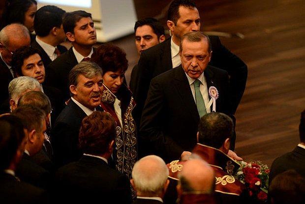 Başbakan Erdoğan'dan Feyzioğlu'na 'Edepsizlik Yapıyorsun'