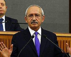 CHP Liderinden Danıştay Krizine İlk Tepki