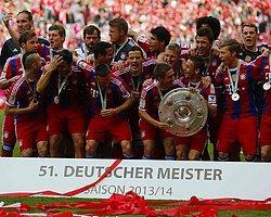 Münih Kupasına Kavuştu