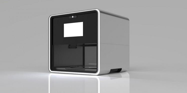 3D Yemek Yazıcısı