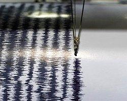 Tekirdağ Şarköy'de Deprem