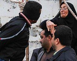 Oğlunun Katilini Affeden İranlı Anne,  Ödül Almak İçin İstanbul'a Gelemedi