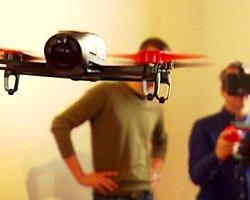 Oculus Rift Entegrasyonuyla Parrot'un 3. Nesil AR Drone'u: Bebop ve Skycontroller