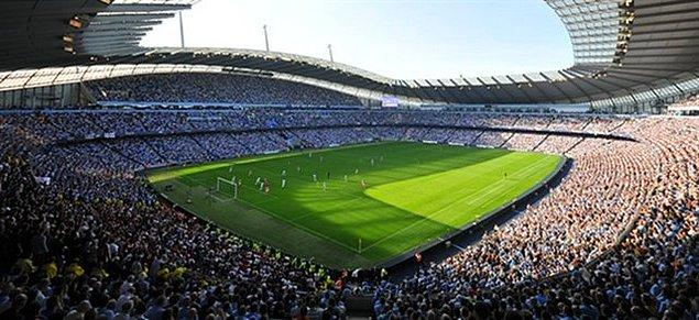 14. Manchester City