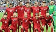 Portekiz'in Dünya Kupası Kadrosu