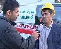 Kurtarma Çalışmalarına Katılan İşçi DHA Muhabirine Konuştu | 06:34