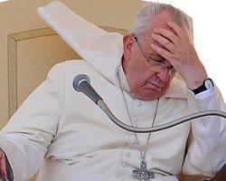 Papa Francis'den Soma İçin Dua