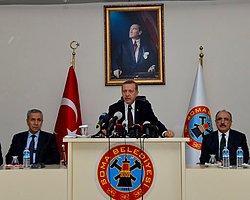 Başbakan Erdoğan Soma'da Konuştu