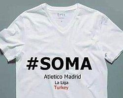 Atletico Maça Soma Tişörtü İle Çıkacak