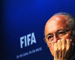 Blatter'den Katar İtirafı