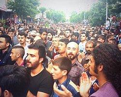 Soma'da Binler Yürüyüşe Geçti