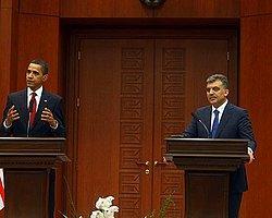 Obama, Cumhurbaşkanı Gül'ü Aradı