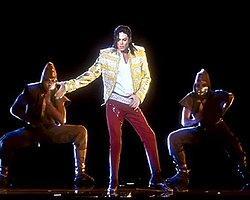 Michael Jackson Hologram Şovu