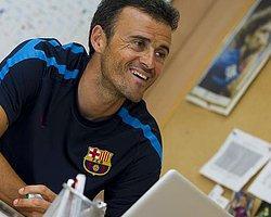 Barcelona Luis Enrique'yi Açıkladı