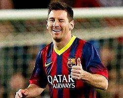Messi'ye Rekor Bedel