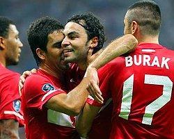 Mustafa ve Hakan Milli Takımda