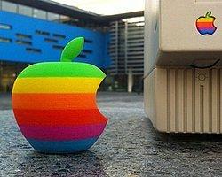 Apple'ın Eski Logosu Satışa Çıkıyor