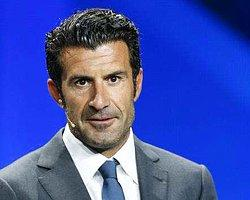 "Figo: ""İspanya Şampiyon Olamaz"""
