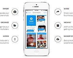 Mobil Ekran Görüntülerinizi Organize Edin: Screenshotter