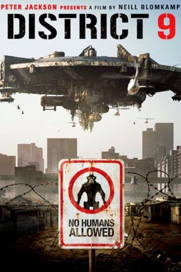 10. District 9 - Yön.: Neill Blomkamp