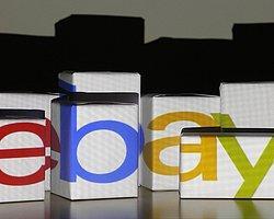 eBay: Şifrenizi Değiştirin