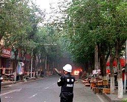 Sincan Özerk Bölgesi'nde Patlama: 31 Ölü