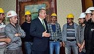 Başbakan Erdoğan Maden İşçileriyle Görüştü
