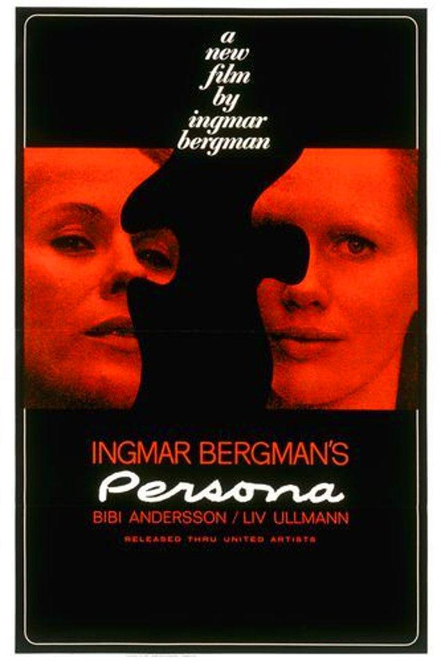 12. Persona (1966) / Yön.: Ingmar Bergman