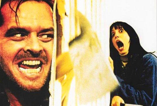 7. The Shining - Cinnet (1980) / Yön.: Stanley Kubrick